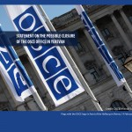 On the Possible Closure of the OSCE Office in Yerevan