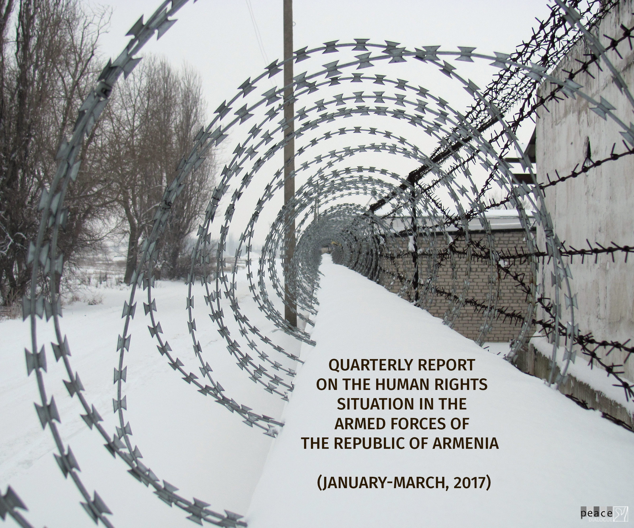 Quarterly Report on the Human Rights Situation in the Armed Forces of the Republic of Armenia (Vol.3)