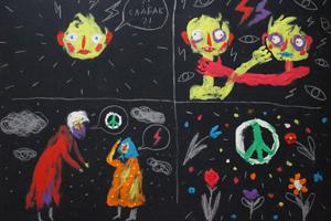 2017 «Արվեստը եւ վիզուալիզացիան խաղաղասիրական գործընթացներում» դասընթաց